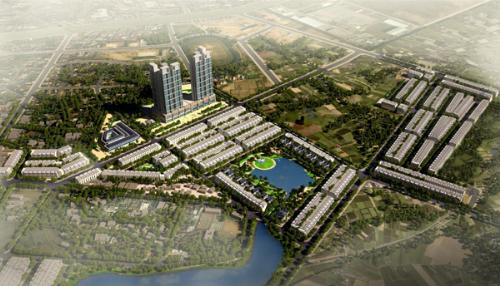 TMS Group và Cenland triển khai dự án TMS Grand City Phúc Yên