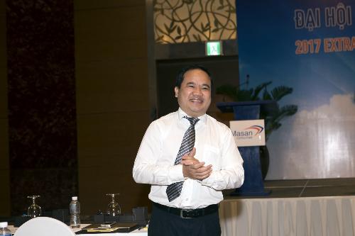 Masan Consumer Holdings và Masan Consumer có tổng giám đốc mới
