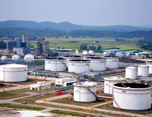 Vừa lên sàn, cổ phiếu Lọc hóa dầu Bình Sơn tăng gần 40%