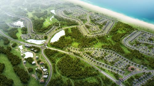 Dự án nghỉ dưỡng 4.800 tỷ đồng tại Quảng Bình