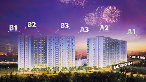 Vạn Thái Land sắp ra mắt dự án nhà ở xã hội Topaz Home 2