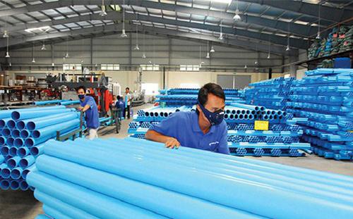 Tập đoàn SCG của Thái Lan đang đứng trước cơ hội thâu tóm một trong những doanh nghiệp ống nhựa xây dựng hàngđầu Việt Nam.