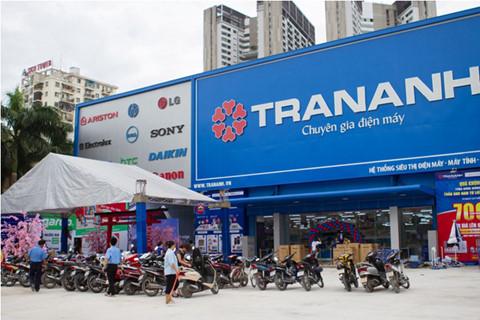 Trần Anh tăng trưởng đột biến khi 'hòa tan' vào Thế Giới Di Động