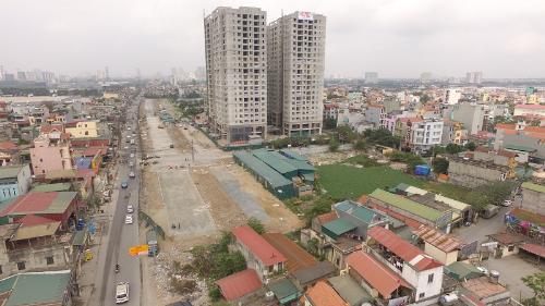 Nhà đất Nam Thủ đô hưởng lợi nhờ mở rộng 3 tuyến đường trọng điểm