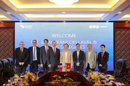 FLC và Airbus đạt thỏa thuận 3 tỷ USD mua 24 máy bay