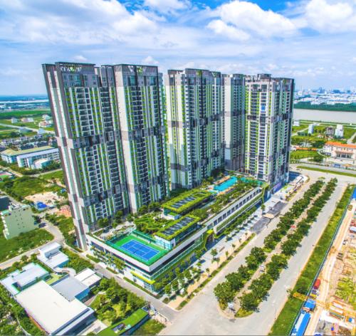 146 căn hộ thông tầng trong dự án 56 tiện ích của CapitaLand