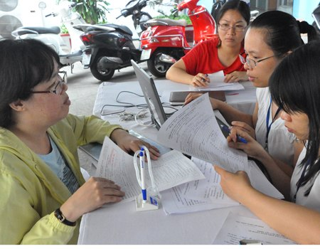 TP HCM hỗ trợ quyết toán thuế