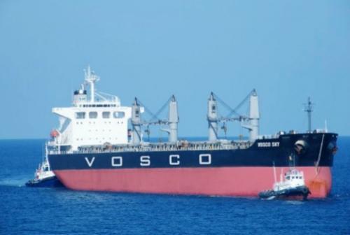 Đại gia vận tải biển thoát lỗ nhờ nguồn thu 'bí ẩn'
