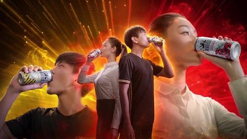 Nước uống tăng lực Warrior nhắm vào khách hàng trẻ