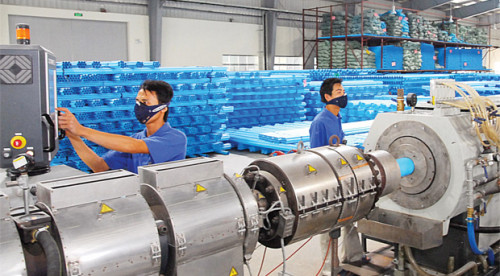 Đại gia Thái không thể thâu tóm hết cổ phần Nhựa Bình Minh