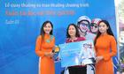 Hơn 600 khách hàng trúng thưởng khi gửi tiết kiệm tại VIB