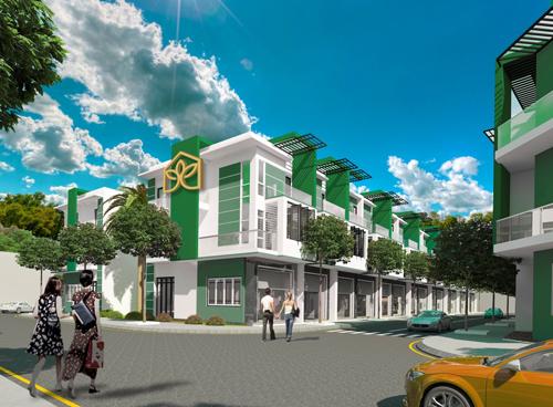 Biên hòa Golden Town - Khu đô thị kiểu mẫu tại thành phố Biên Hòa