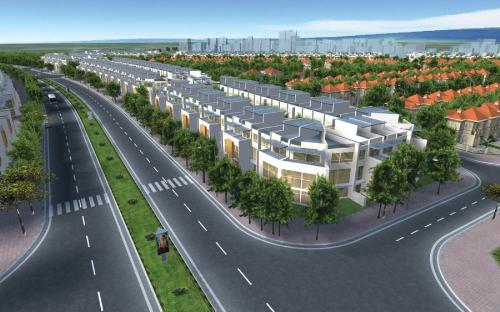 Dự án khu đô thị Vương Long tại Vân Đồn ra mắt thị trường
