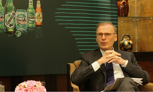 CEO Carlsberg: 'Bia Hà Nội là một thương hiệu tốt'