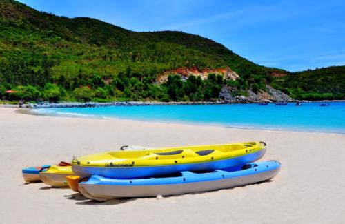 Tổ hợp nghỉ dưỡng đa tiện ích bên biển Bãi Dài