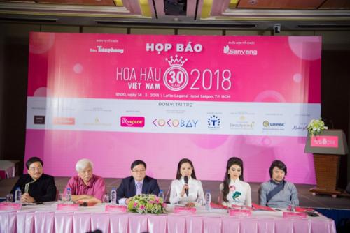 Doanh nghiệp Việt đồng hành cùng Hoa hậu Việt Nam 2018