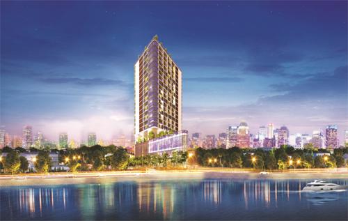 Tiềm năng đầu tư căn hộ khách sạn cao cấp tại Nha Trang