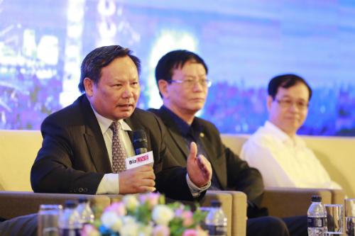 Ông Nguyễn Văn Tuấn - Tổng Cục Du lịch chia sẻ xoay quanh con số tăng vọt 23.000 căn condotelđược chào bán trong năm qua.