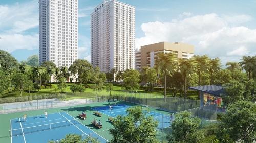 Eco-Lake View ghi điểm khi khai trương tầng căn hộ hoàn thiện
