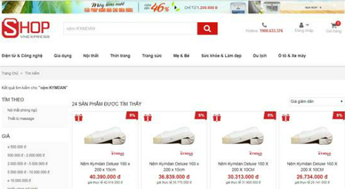 Sản phẩm ưu đãi giá trên Shop VnExpress.Thông tin chương trình khuyến mại xemtại đâyhoặc liên hệ 028 3975 5333.