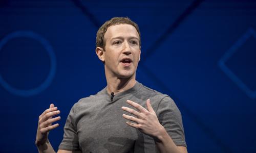 Mark Zuckerberg đang bị yêu cầu giải trình về các bê bối liên quan đến chiến dịch bầu cử Tổng thống Mỹ năm 2016. Ảnh: Time.