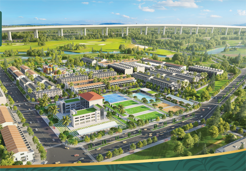 Công bố dự án Bảo Lộc Golden City