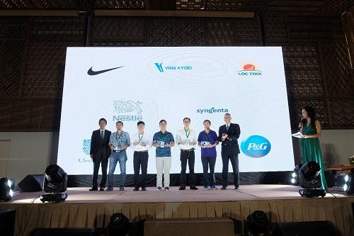 74 doanh nghiệp lớn tại Việt Nam nhận giải thưởng vì môi trường
