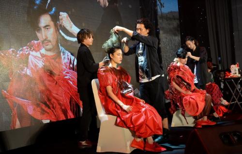Ông lớn ngành tóc Nhật phát triển sản phẩm thương hiệu Việt