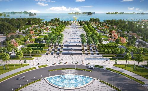 Bất động sản du lịch, nghỉ dưỡng Hạ Long thu hút giới đầu tư