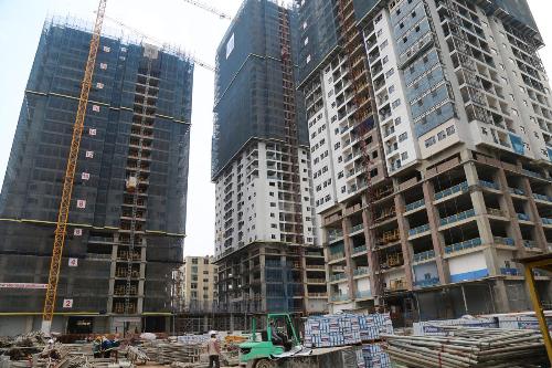 Phân khúc căn hộ cao cấp tăng giá 7-10% năm 2017