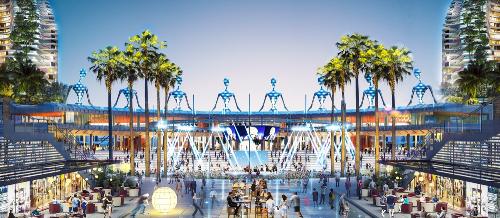 The Arena - dự án mới mẻ trên thị trường nghỉ dưỡng