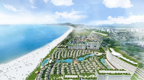 Danh Khôi Việt phát triển biệt thự nghỉ dưỡng tại Vũng Tàu