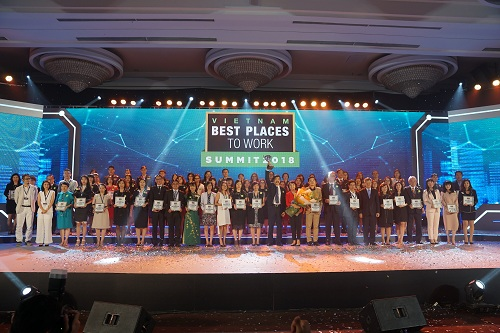 Unilever hợp tác với Anphabe trong khảo sát nơi làm việc tốt nhất Việt Nam