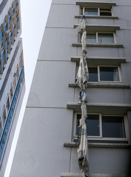 Vụ cháy ở Carina Plaza đang ảnh hưởng mạnh tới tâm lý khách hàng mua chung chung cư.