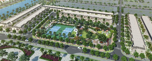 Thăng Long Real phát triển khu dân cư tại Nhơn Trạch