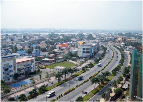 Giá đất, căn hộ giáp ranh TP HCM hưởng lợi từ hạ tầng