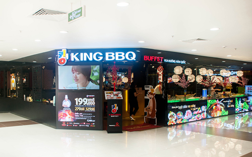 Redsun ITI dự kiến mở 200 nhà hàng nhượng quyền