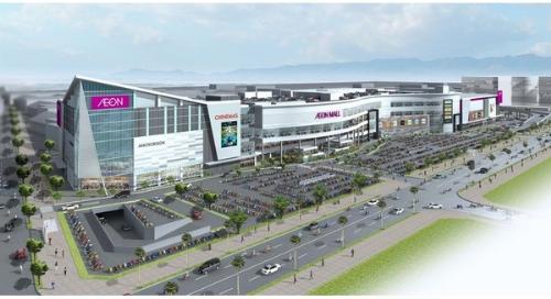 Bất động sản Hà Đông hưởng lợi sau lễ khởi công Aeon Mall