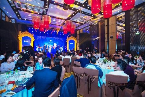 70% quỹ hàng tại sự kiện giới thiệu shophouse Hạ Long được đặt chỗ