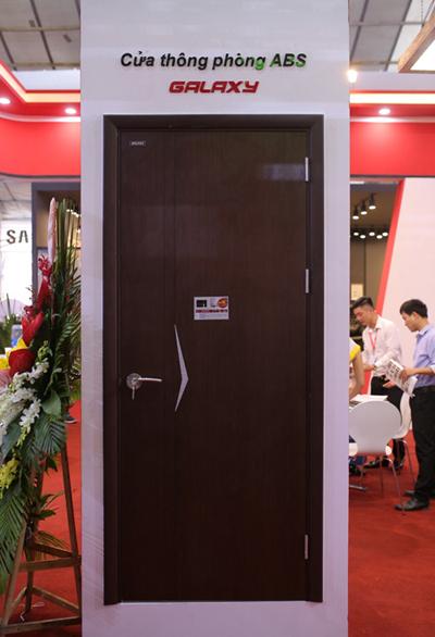 Sản phẩm cửa ABS thông phòng của Galaxy Door.