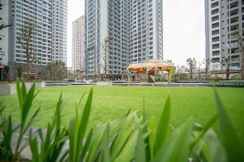 Những điểm nhấn đáng chú ý tại TNR Sky Park phía tây Hà Nội