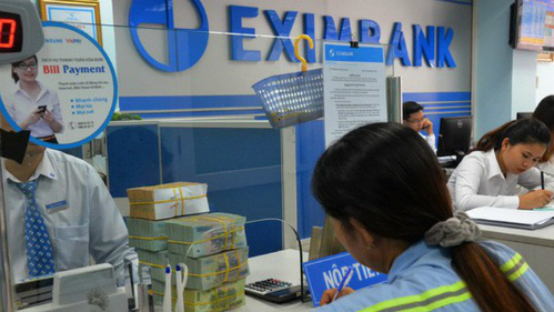Eximbank chi nhánh TP HCm thay Giám đốc. Ảnh: PV.