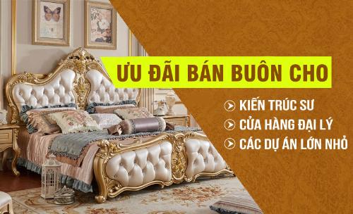 Trở thành đại lí chuyên nội thất nhập khẩu cùng Vuongquocnoithat.vn