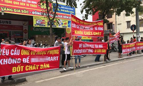 Dân chung cư Hà Nội cảnh báo công tác phòng cháy sau hỏa hoạn Carina