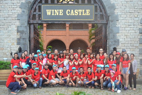 Đội ngũ nhân sự năng động và chất lượng là yếu tố mang lại sự thành công cho Office Saigon.