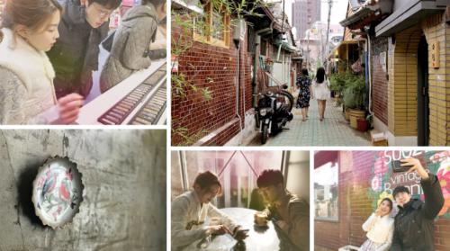 Một tour tìm hiểu văn hóa, kiến trúc cùngRyan Oppa.