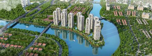 Những ưu điểm nổi bật của dự án Gem Riverside