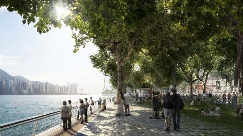 Điểm cộng của 'thành phố bên sông' Khai Sơn City