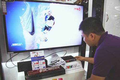 22 kênh truyền hình nước ngoài phát sóng trên VTVcab đột nhiên bị cắt.