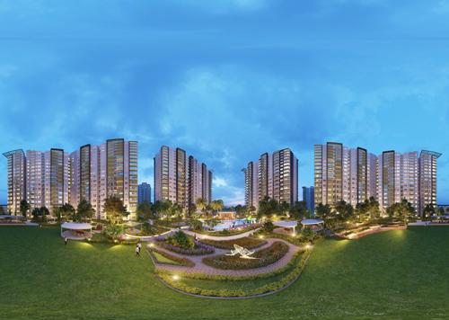 Celadon City vào top 20 không gian sống chuẩn mực tại Việt Nam